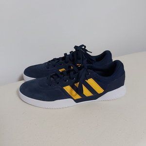 Adidas Suede City Cup Sneakers–Blue-W8.5/M7.5 NWOT